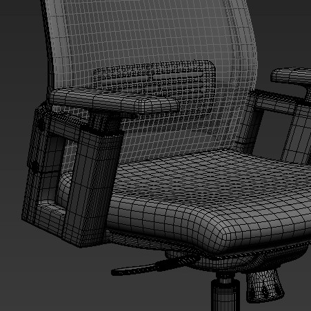Chair modeling.